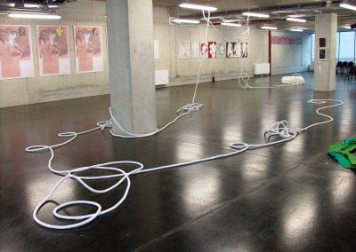 raumprojekt artspace gem. mit stigma